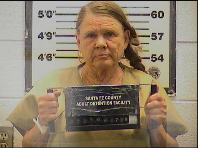 Sheryl Graeb photo from Santa Fe County jail