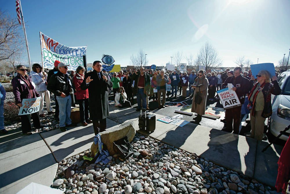 N.M. leaders urge feds to protect Chaco from oil and gas encroachment