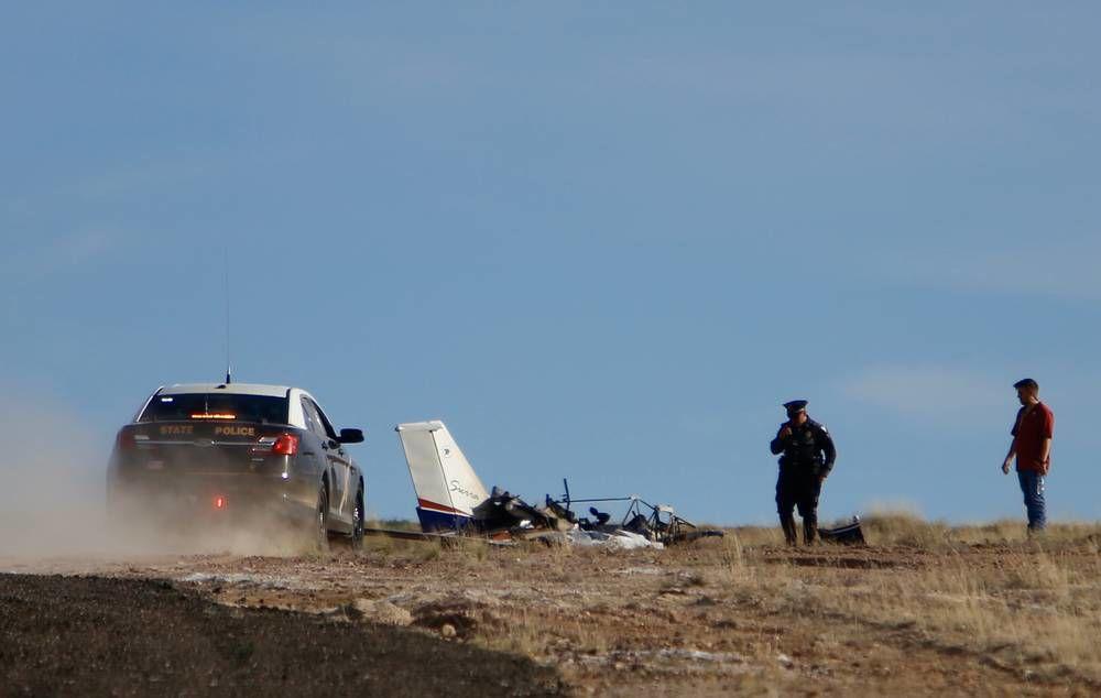 Santa Fe News >> Plane Crash At Santa Fe Airport Kills 2 Local News