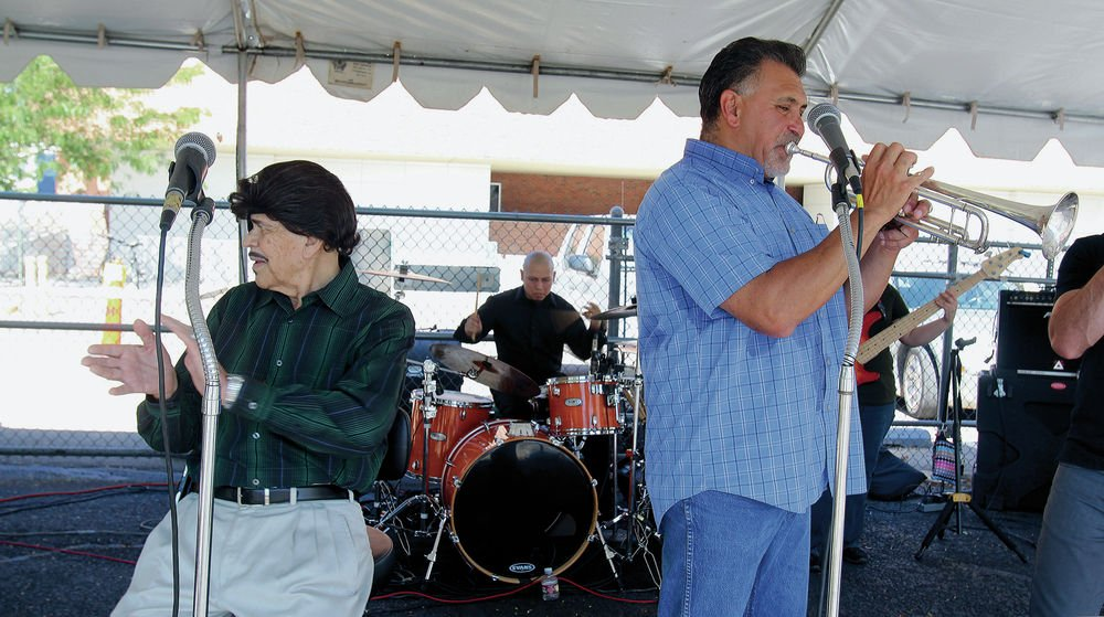 Al Hurricane, 'Godfather of New Mexico music,' is leaving a legacy