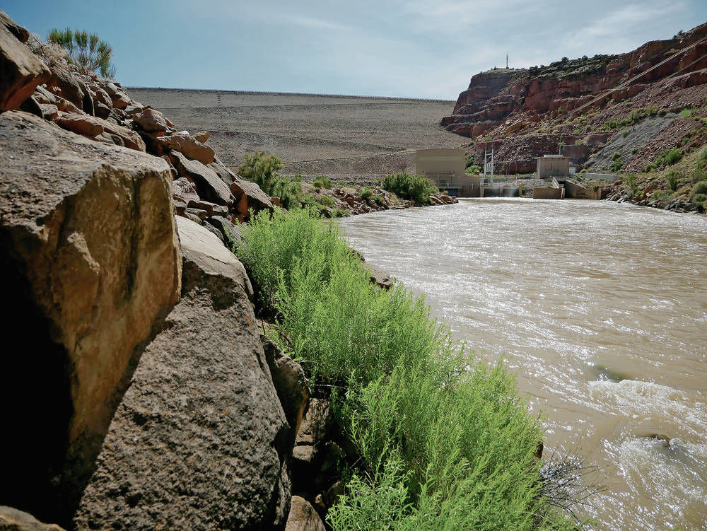 Hundreds of New Mexico's dams rated 'poor'