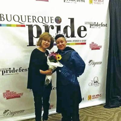 Highlands students, community members organize inaugural Pride Parade in Las Vegas, N.M.