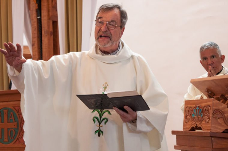 Local priest celebrates 50th anniversary of his ordination