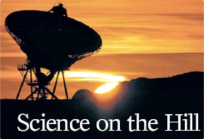 Science on the Hill graphic