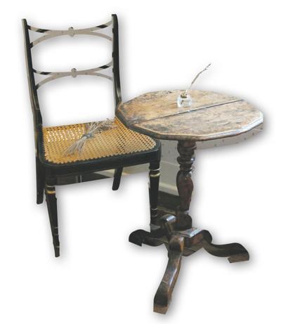 Jane Austen's table