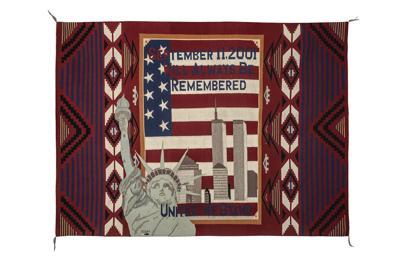 September 11 Weaving: Marylin Y. Scott