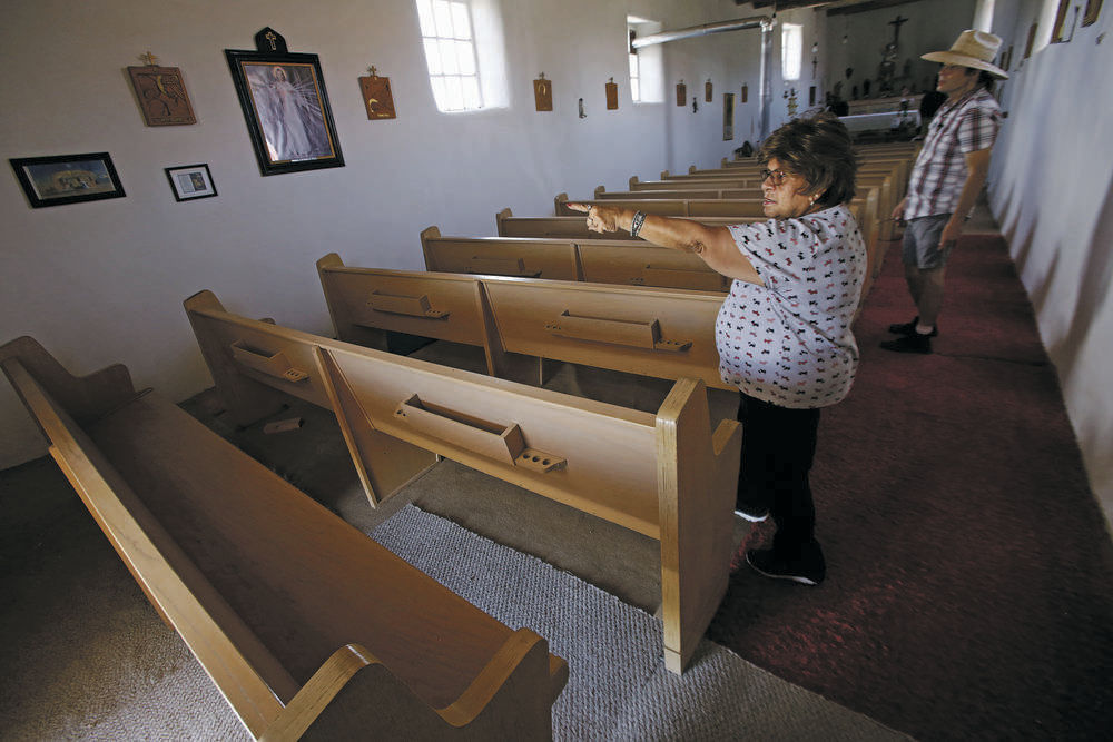 Church burglary leaves caretaker reeling
