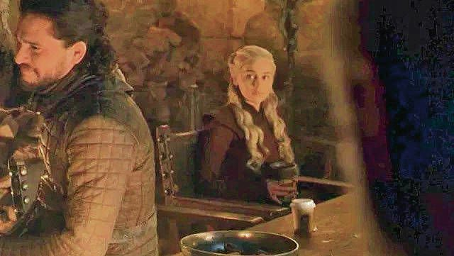 Coffee cup in 'Game of Thrones' scene perks up viewers