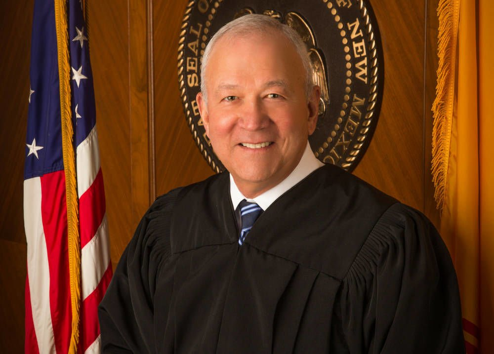 Judges in New Mexico Supreme Court race have divergent