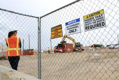 Groups ready to sue over fuel spill at New Mexico air base