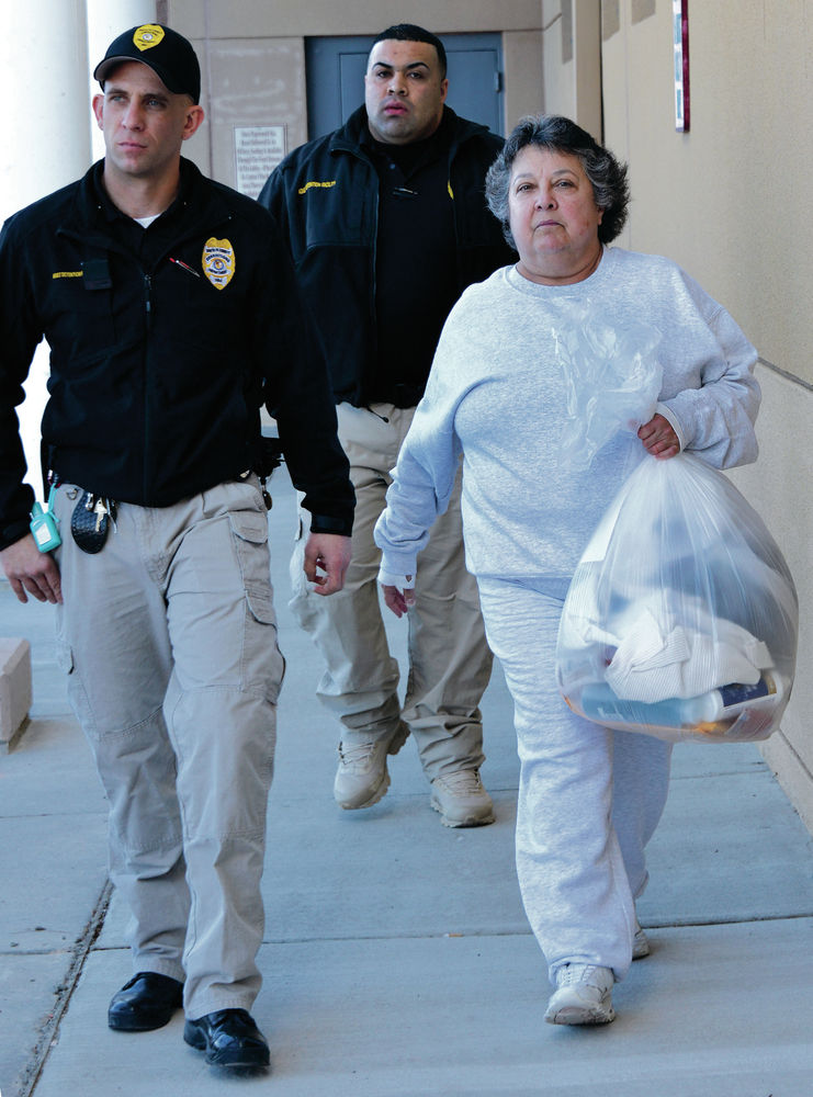 Former Secretary of State Duran released from jail after 30-day stay