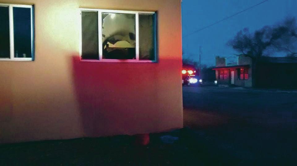 Española police investigate arson at 'Rio Grande Sun' newsroom