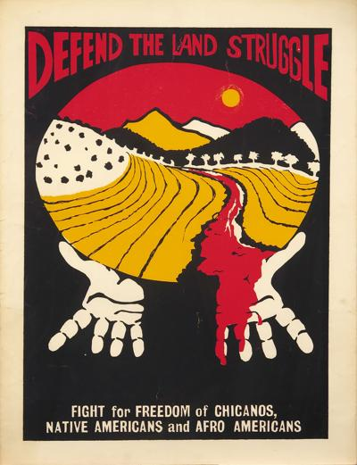 """""""Seven Generations of Red Power in New Mexico"""" at the Albuquerque Museum"""