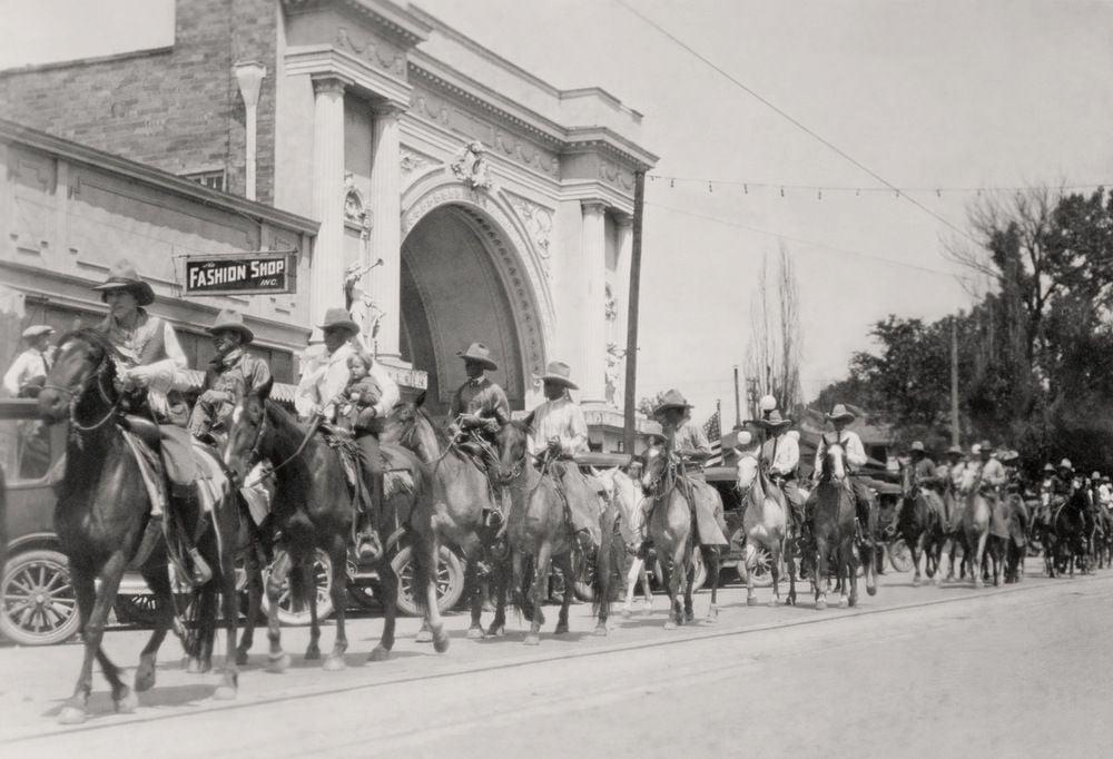 Centennial reunion in Las Vegas, N.M., to celebrate all things cowboy