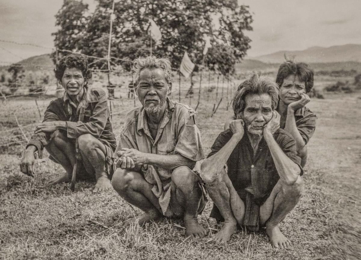 Jarai elders