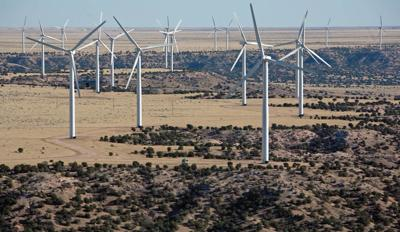 New Mexico tops nation in wind energy growth in 2017