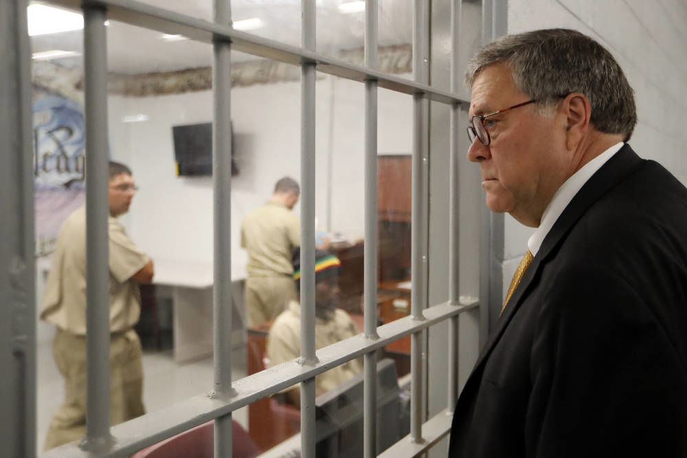 Criminal justice overhaul leading to releases