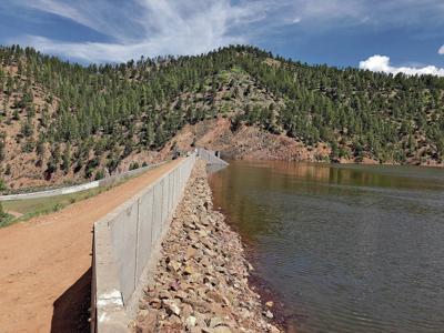 State engineer rates Nichols, McClure dams as 'poor'