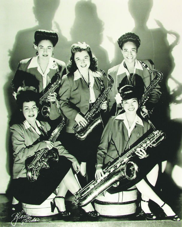 Girls in the Band - Sweethearts