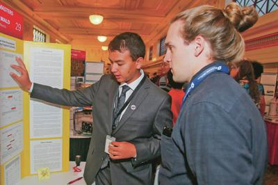 Santa Fe teen takes top honor, $25K prize in national science competition