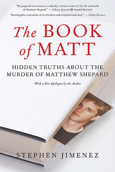 Truth and consequences: The Book of Matt