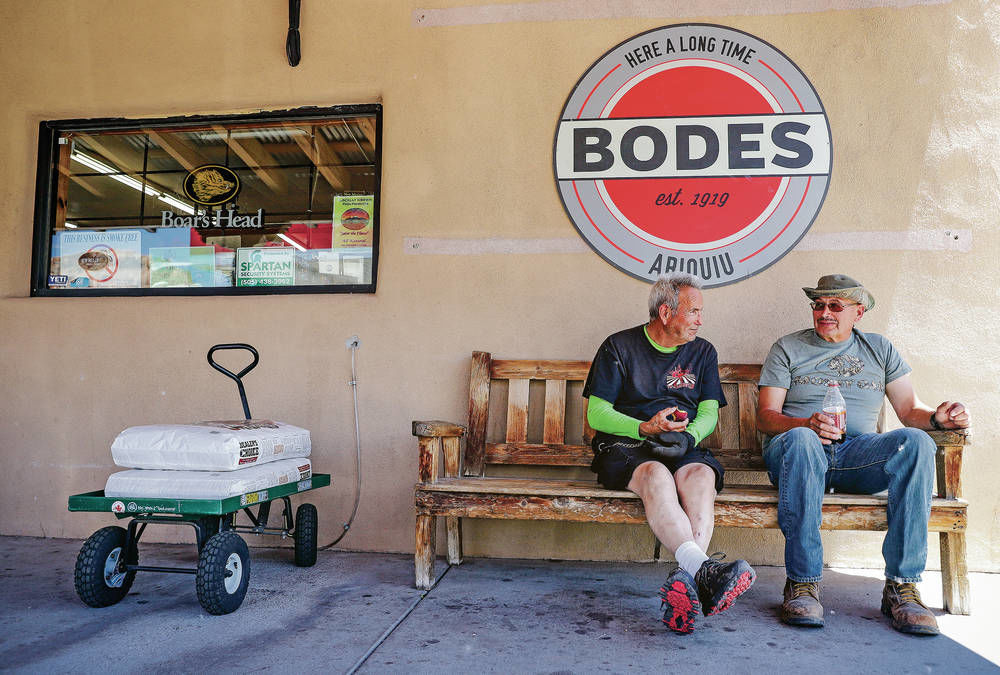 Bode's Mercantile and General Store in Abiquiú celebrates 100 years
