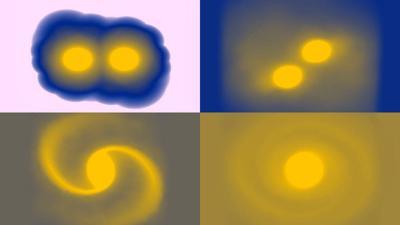 Stellar explosion rocks the universe