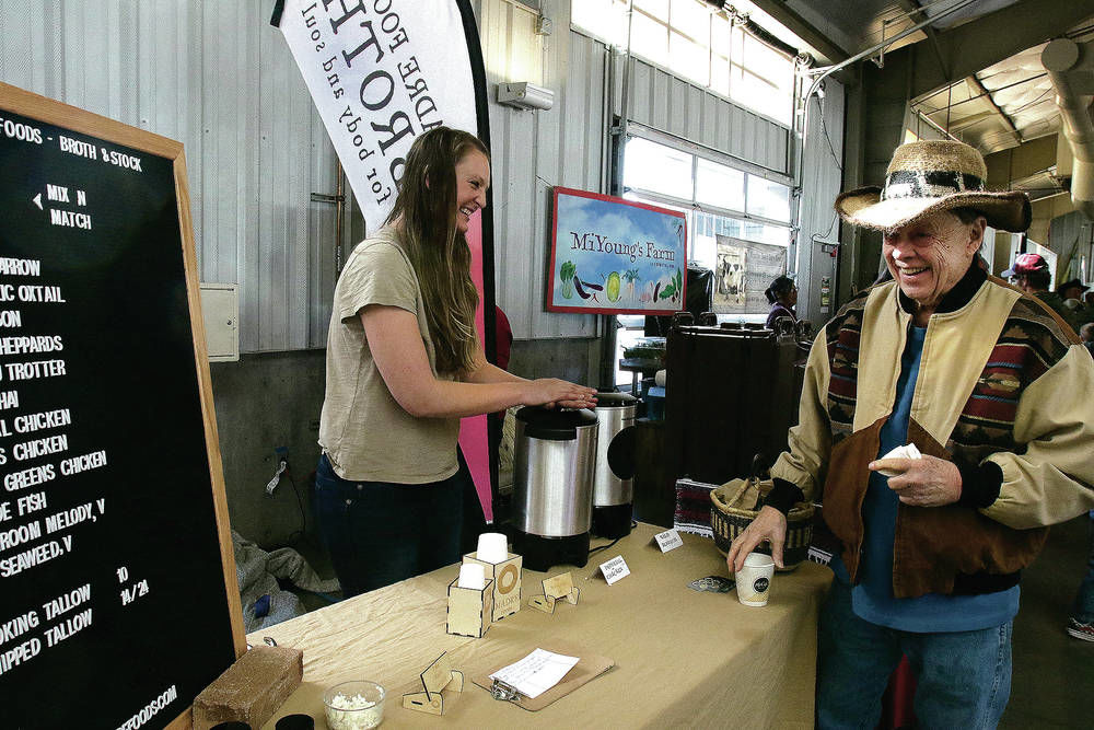 Artisanal broths and stocks aim to deliver nutrients and renewal