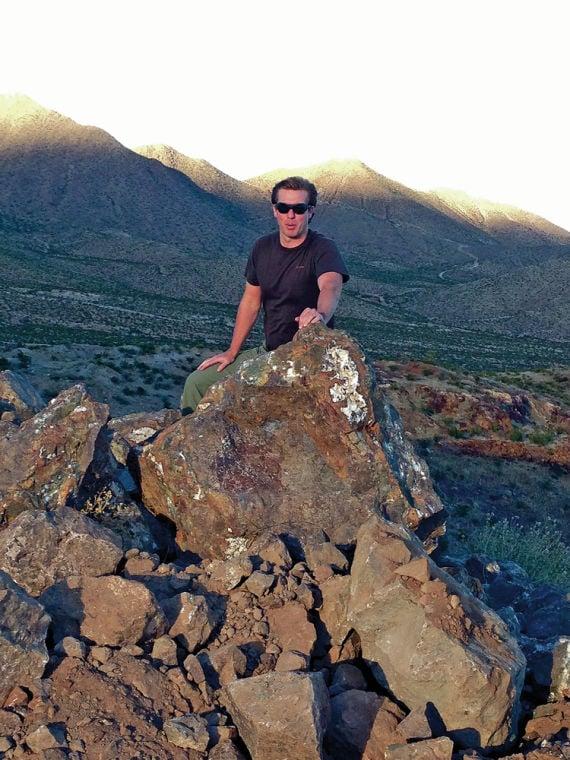 Santa Fe man's Southern New Mexico garnet mine could transform market