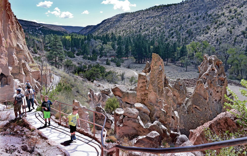 New Mexico national parks see boost in visits