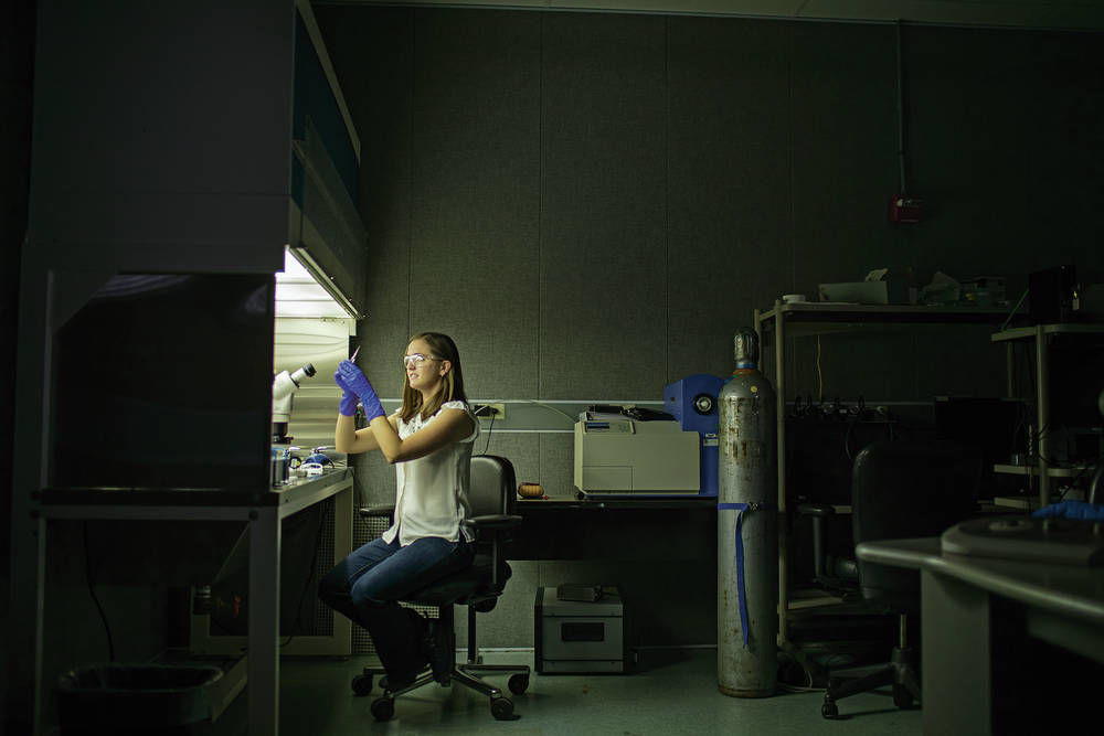Scientist at Los Alamos lab earns grant from L'Oreal