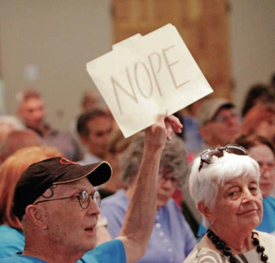 Residents: Truck Stop Plan Won't Fly