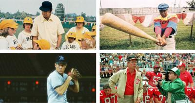 Sports-themed movies that fill the void