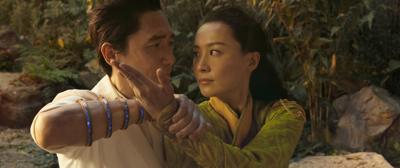 Film Review-Shang-Chi and the Legend of the Ten Rings