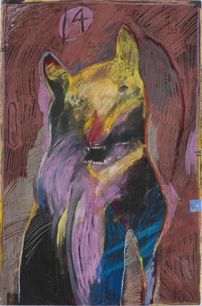 Rick Bartow at Chiaroscuro Contemporary Art