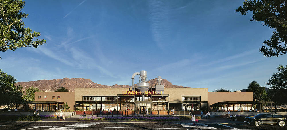 Food hall fever comes to New Mexico