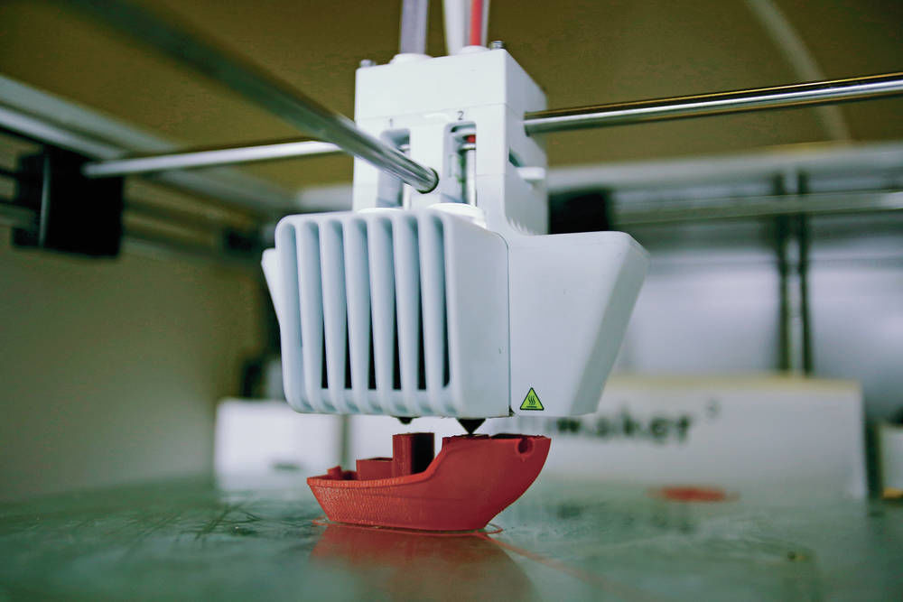 Labs in Santa Fe offer certification in 3D printing and more
