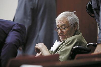 Legal options limited for man who says priest molested him