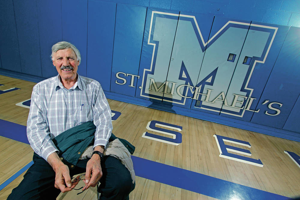 'Nick the Stick' Pino of St. Michael's dies at 75