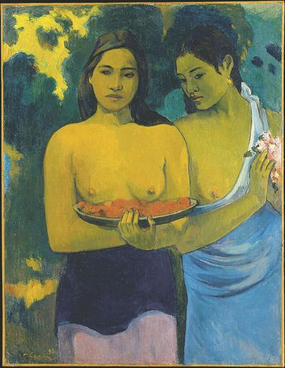 18 oct ra gauguin in tahiti