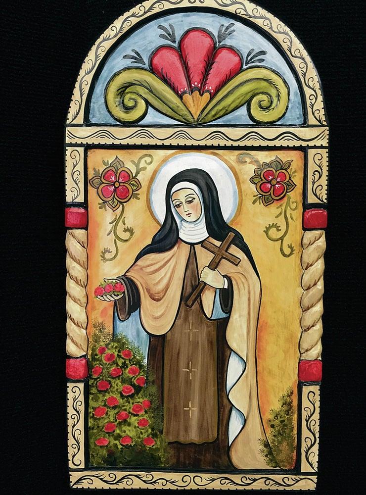 Theft of three retablos from Spanish Market shocks, saddens artists