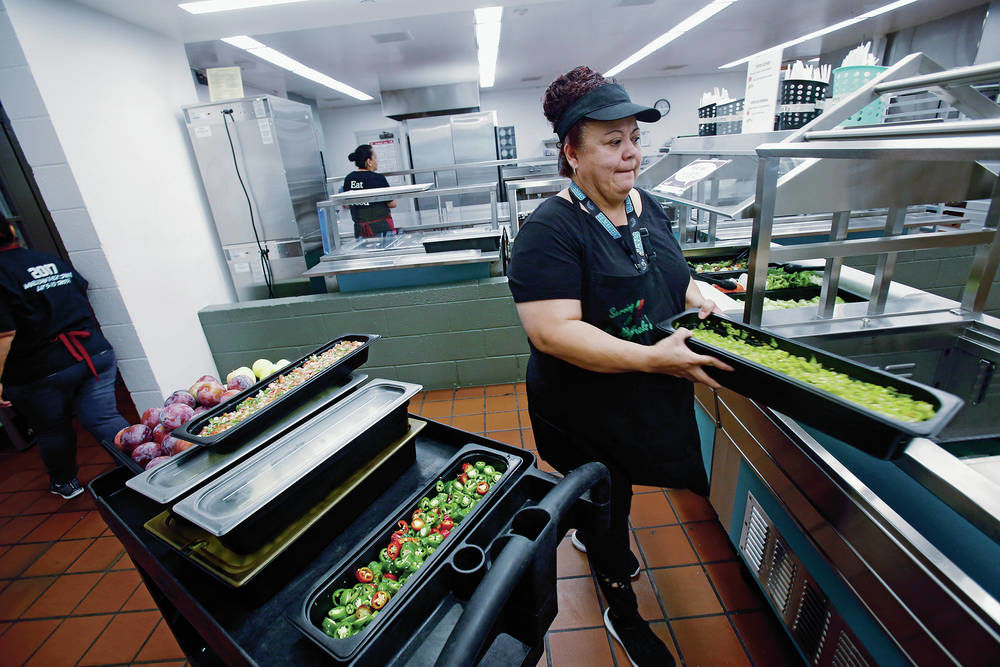 Food for thought in New Mexico schools
