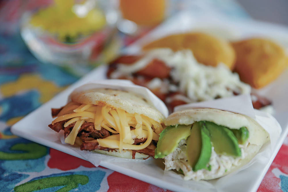 Santa Fe S New Venezuelan Restaurant Offers Comfort And