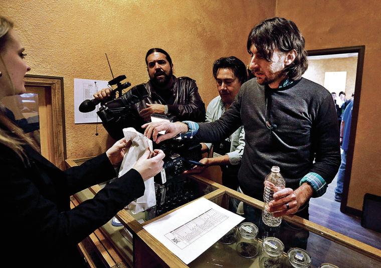 Legal marijuana across the border in Colorado, but