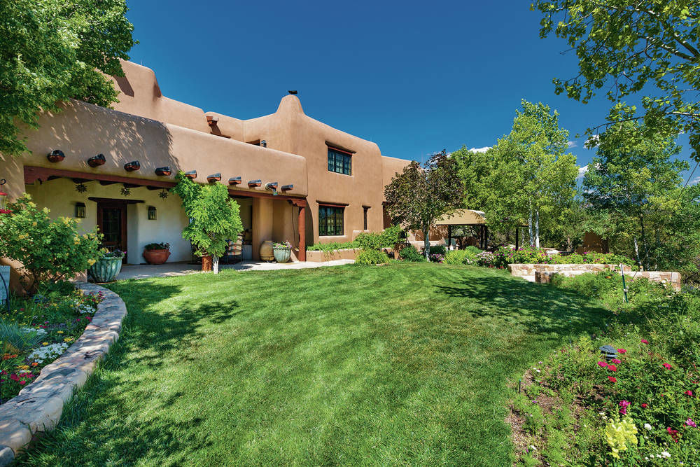 Santa Fe property sold for more than $5 million just before auction
