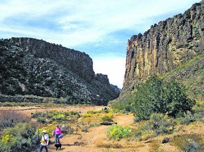Santa Fe rock climber dies in fall at Diablo Canyon