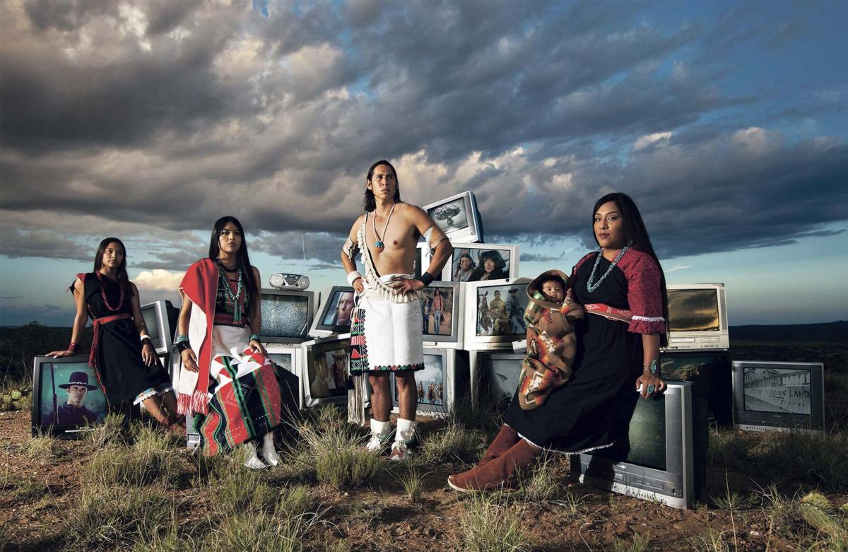 Moments of truth: photographer Cara Romero and the contemporary Native subject