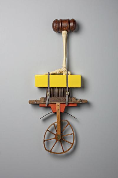 Walter Robinson at Turner Carroll Gallery