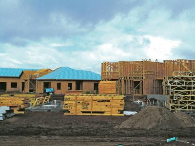 New Santa Fe apartment complex to have first rentals available in fall