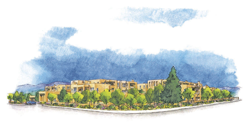 Work to begin on underground garage for downtown retirement community